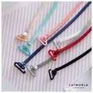 Catworld 糖果色可調節內衣肩帶【18003303】‧1.8cm/2.2cm鉤寬*特價