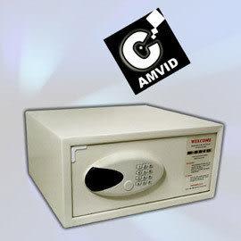 速霸超級商城㊣CAMVID保險箱(DX-20OP)