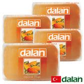 【土耳其dalan】甜杏仁油經典草本皂 4入組