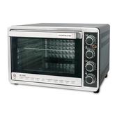 ★晶工牌★45L雙溫控不鏽鋼旋風烤箱 JK-7450
