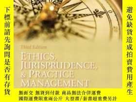二手書博民逛書店Ethics罕見Jurisprudence And Practice Management In Dental H