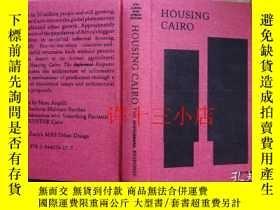 二手書博民逛書店Housing罕見Cairo The Informal ResponseY7470 看圖 英文原版 出版20