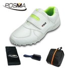 兒童高爾夫球鞋 男童女童 多色可選 舒適透氣好看 GSH054GRN