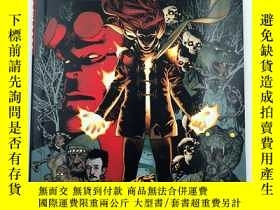 二手書博民逛書店Hellboy罕見and the B.P.R.D.: The Beast of Vargu and Others奇