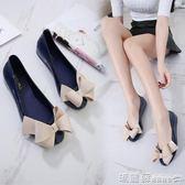 果凍鞋 韓國夏季雨鞋女 短筒 塑料防水果凍鞋膠鞋時尚防滑雨靴成人水鞋40 瑪麗蘇