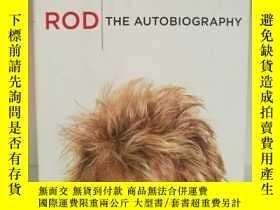 二手書博民逛書店Rod罕見Stewart : Rod The Autobiogr