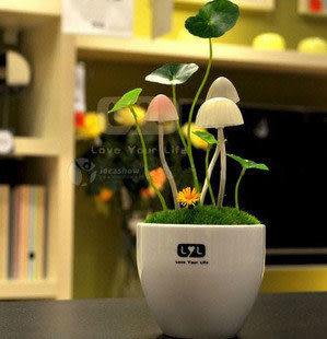 阿凡達蘑菇燈