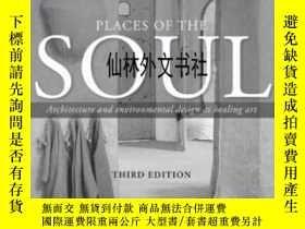 二手書博民逛書店【罕見】2014年出版 Places Of The Soul: