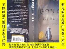 二手書博民逛書店Gone罕見Girl(詳見圖)Y6583 GILLIAN FLYNN 詳見圖 出版2012