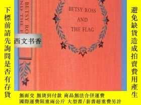 二手書博民逛書店Mayer,罕見Jane著《貝茜羅斯和國旗 》Grace Pau