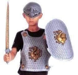 萬聖節服裝.聖誕節服裝.舞會造型服裝道具-造型-武士盾牌武器頭盔套