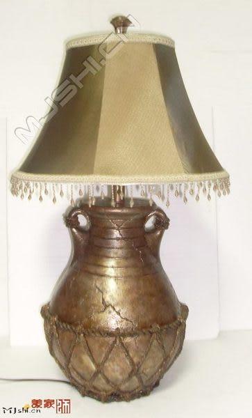歐式東南亞風格燈飾 -不含燈泡