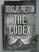 【書寶二手書T5/原文小說_OQE】The Codex_Douglas Preston