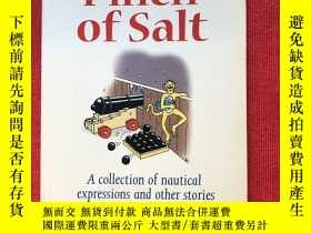 二手書博民逛書店With罕見a pinch of saltY445475 Captain nick bates Seafare