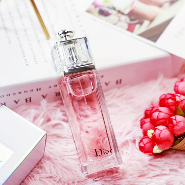 Dior Addict 迪奧 CD癮誘甜心女性淡香水 50ML 【DT STORE】【2524082】