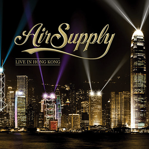 【停看聽音響唱片】【黑膠LP】Air Supply Live In  Hong Kong (2LP+2CD+1Blu-ray)