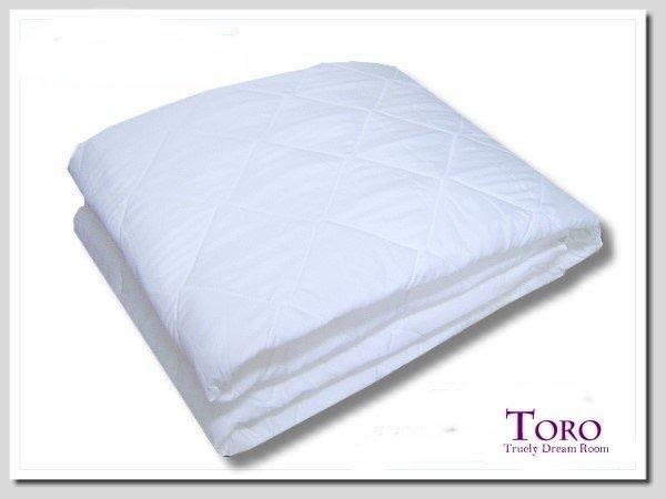 【toro】TC單人3.5尺床包式保潔墊 束高30公分 滿千免運費 (台灣製