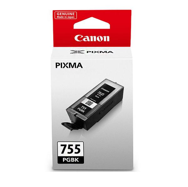 PGI-755BK CANON 原廠黑色高容量XXL墨水匣 MX727/MX927