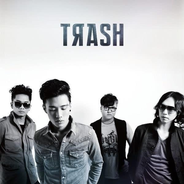 TRASH   TRASH同名專輯 CD (購潮8)