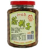 ( 即期品) 桃米泉 蔭樹子 380g/瓶 效期至2021.11.18 甘寶