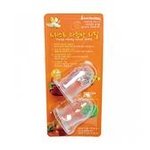 朴蜜兒 旋轉水果棒 矽膠替換頭2入 副食品水果食用器具HRA073A