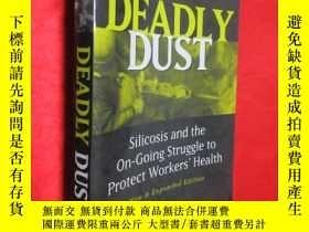 二手書博民逛書店Deadly罕見Dust: Silicosis and the
