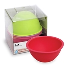 貝印 KAI 矽膠球形蛋糕杯-3入