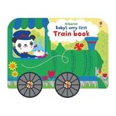 Baby's Very First Train Book 寶寶的第一本火車書