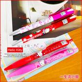 (2入一組)Hello Kitty 凱蒂貓 正版 旋轉 按壓式 原子筆 造型筆 C09080