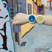 全館85折韓國ulzzang清新趣味大兒童腕表軟妹荷包蛋云朵手表 學生女表【潮咖地帶】
