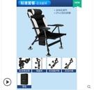 歐式釣椅摺疊多功能可躺式座椅新款釣魚椅臺釣野釣全地形釣魚椅子 NMS小艾新品