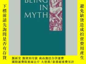 二手書博民逛書店Meaning罕見And Being In MythY25517