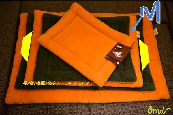 綠色環保睡墊 ECO NAP M號 WESTPAW 注入極大關懷製造對人類及寵物極好的產品 ~ OHMYDOG! ~