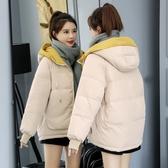 外套 羽絨棉服女短款冬季2020新款正韓ins面包服棉襖寬鬆加厚棉衣外套【快速出貨】
