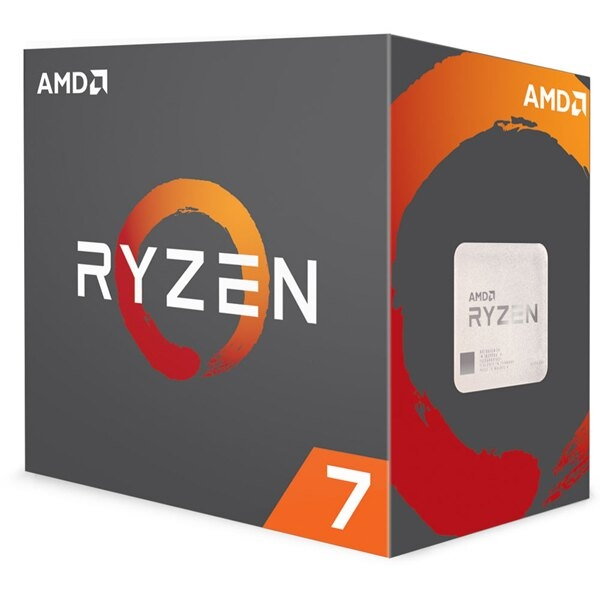 AMD Ryzen 7 2700X R7 2700X (8核/3.7G/代理商/三年保固/盒裝) 處理器★AMD 官方授權經銷商★