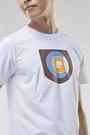 【皮爾卡登-旗艦店】ICON系列圓領T恤 (白) - pierre cardin 70週年限量