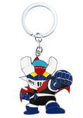 【卡漫城】 無敵鐵金剛 金屬 鑰匙圈 ㊣版 Mazinger Z 魔神Z 拉鍊環 吊飾環 掛飾 ~ 9 9 元