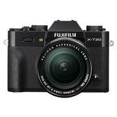 Fujifilm X-T20 Kit 黑色〔含 XF 18-55mm 鏡頭〕XT20 平行輸入