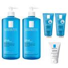 ◆內含甘油及甜杏仁油等多項保濕成分,使用後皮膚柔嫩滋潤;搭配菸鹼醯胺能有效舒緩皮膚刺激不適