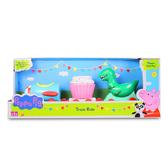 《 Peppa Pig 》粉紅豬小妹歡樂樂園系列 - 樂園火車組 ╭★ JOYBUS玩具百貨