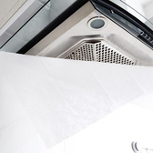 買一送一日本進口抽油煙機過濾網貼膜廚房油污過濾紙透明吸油紙貼紙防油貼