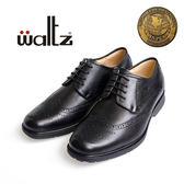 waltz-新一代金牌獎專利輕呼吸氣墊鞋32012-02(黑)