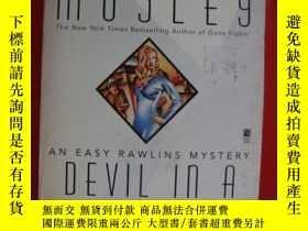 二手書博民逛書店Devil罕見in a blue dressY85718 Wal