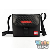 TOMICA休閒側背包 LOGO - 黑色 (TAKARA TOMY) 00502