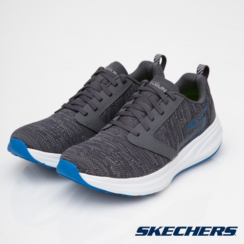 SKECHERS GO RUN RIDE 7 -男款跑步鞋- NO.55200CCBL