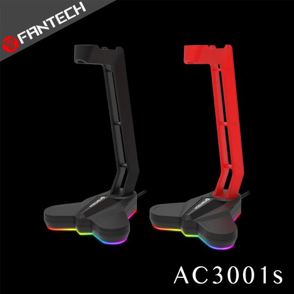 FANTECH AC3001s RGB電競耳罩式耳機架