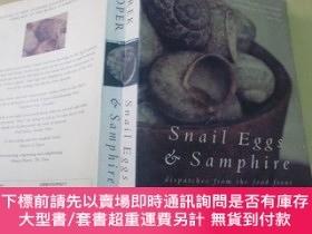 二手書博民逛書店Snail罕見Eggs & Samphire: Dispatches From The Food Front.