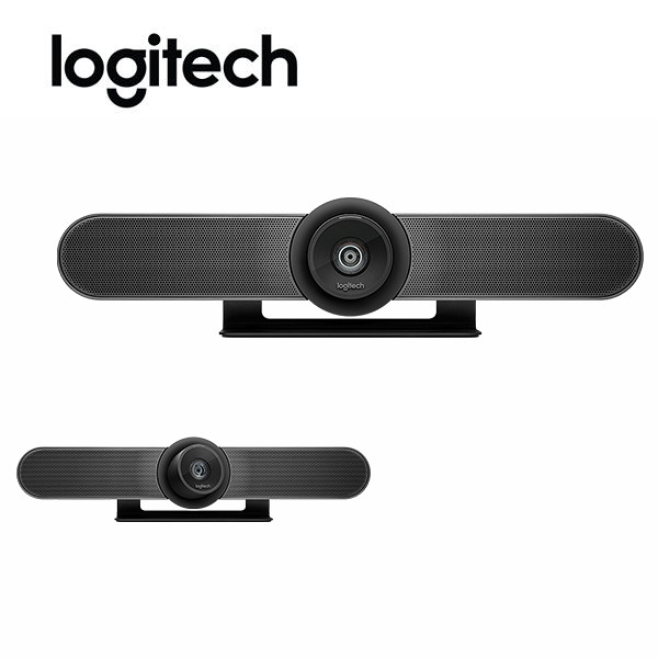 【客訂商品】 Logitech 羅技 MEET UP 視訊會議攝影機