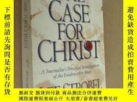 二手書博民逛書店THE罕見CASE FOR CHRIT:A Journalist s personal investigation
