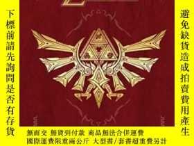 全新書博民逛書店TheLegend Of Zelda: Art & Artifacts-塞爾達傳說:藝術與藝術品Y436638